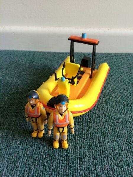 Fireman Sam Toys Neptune Boat Fireman Sam Neptune Boat