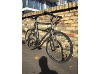 Ridgeback Velocity Metro Bike XL (Great Condition) + Abus Granit Steel Lock