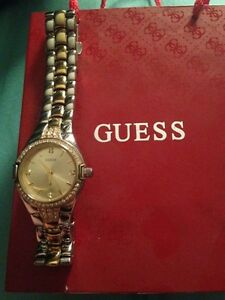 Authentic GUESS, CITIZEN & FOSSIL women's watches