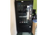 KafeVend Vending Machine - chilled vending machine for snacks and drinks in great condition