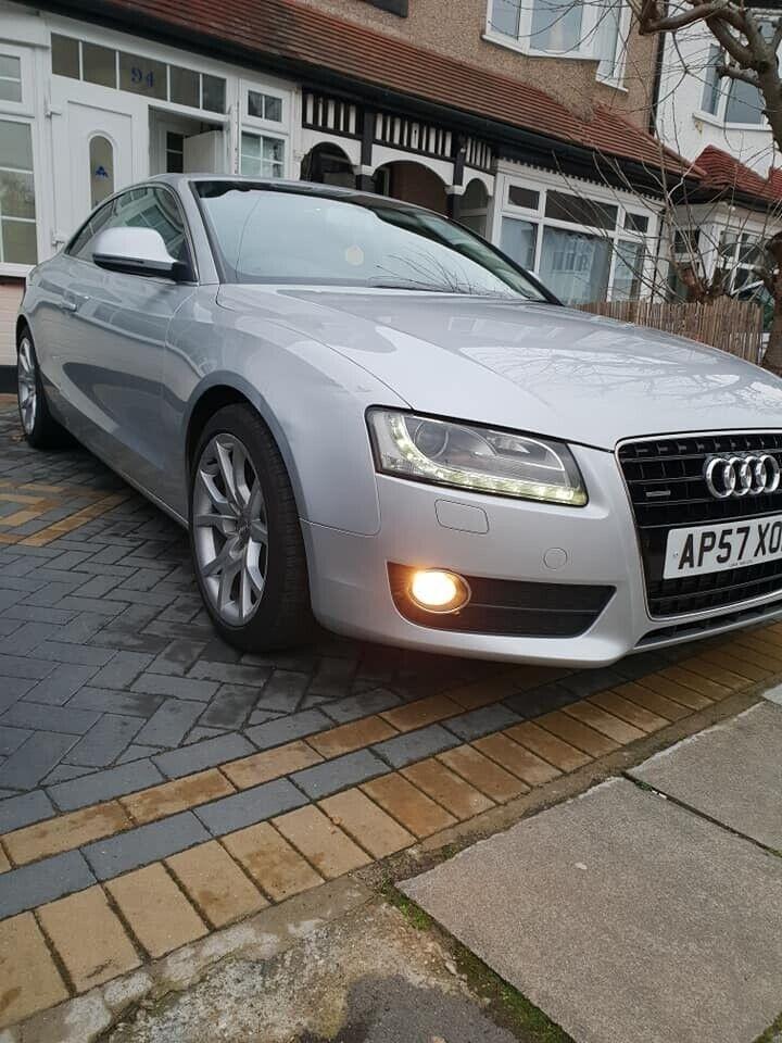 Audi A5 Quattro S line Sports Coupe Manual Bang & Olufsen Sound System V6  Engine likr Bmw Mercedes | in Redbridge, London | Gumtree