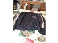 Harley Davidson ladies motorcycle jacket large
