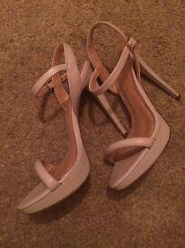 River Island heels size 7. BNWT RRP £50