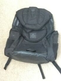 Backpack.Small size.Hardly used.Loads of pockets