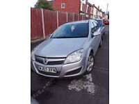 Vauxhall Astra 1.3 diesel , 2007 plate, cheap car for insurance!