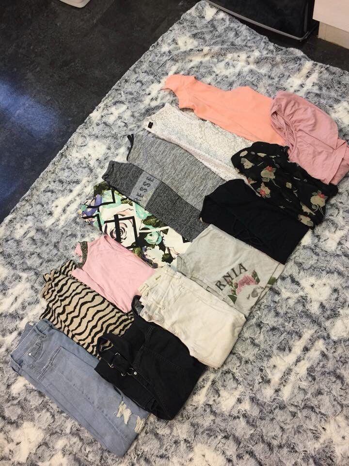 Women's clothing bundle size 8-10