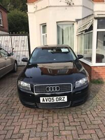 Audi A3 Diesel With Full Service Histriy and MOT With No Advisory.