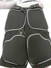 Forcefield crash shorts