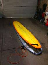"Surfboard, 9' 1""  San Juan Malibu Rosebud Mornington Peninsula Preview"