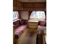 Peugeot Compass 4 berth campervan