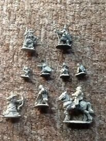 Games Workshop Citadel figures