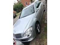 Mercedes S Class S320 cdi 2006 W221 Breaking For Spares