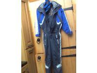 Trespass snow suit 9/10
