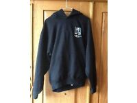 Woodfarm High school girls sports PE sweatshirt
