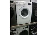 Electra 7Kg Washing Machine with 1400 rpm - White -Ex display (12 Months Warranty )