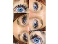 *OFFER*Professional semi-permanent individual mink eyelash extensions £40 (original price £60)