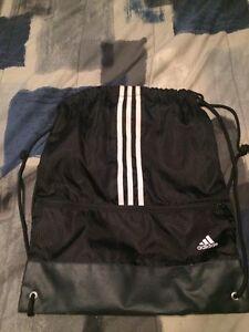 Black Adidas Gym bag