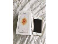 iphone SE gold 16gb