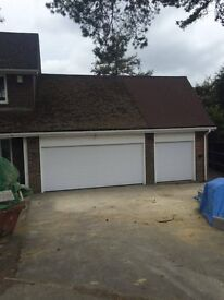 roller shutter garage doors prices from £799 fitted