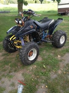 2003 Yamaha warrior 350
