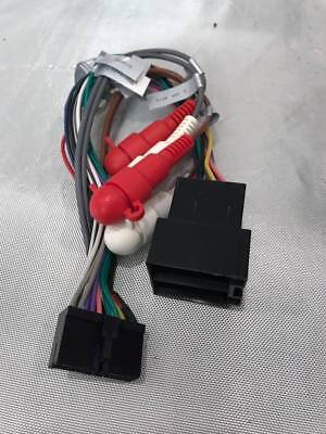 Parrot RKI8400 Bluetooth Handsfree Radio ISO Connection Cable Wiring Harness