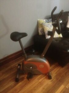Brand new upright stationary bike