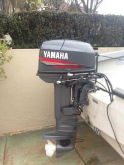 30 hp YAMAHA Electric Start Fremantle Fremantle Area Preview