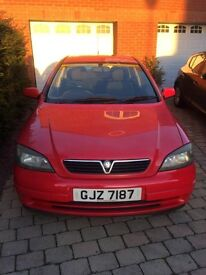 Mint condition Vauxhall Astra