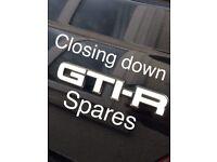 Nissan Pulsar Gtir job lot/spares/business