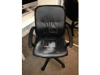 Free computer desk chair