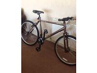 Apollo Vortice mountain bike..Swap for road bike