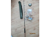 Spin Fishing Travel Set