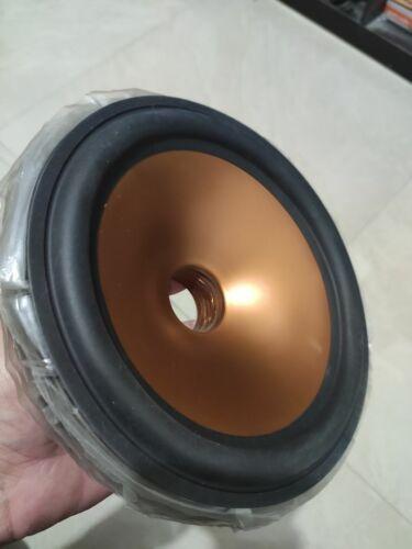 """Klipsch  aluminium Cone replacement 8"""" PAIR"""