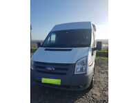 Ford transit campervan, 2011, 2 berth, beautiful conversion in 2016, suitable for 365 day a year use