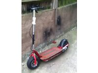 GO-PED ERS750 ELECTRIC SCOOTER £300