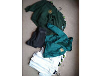 Complete uniform for P1/ P2 St Macnissis Larne