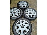 "16"" Volvo, Ford Focus mk2, Mondeo, Galaxy, C-Max, Jaguar alloy wheels (336)"