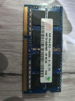 Barrette mémoire Hynix 4GB DDR3 2Rx8 PC3 - 10600S - 9 - 10 - F2
