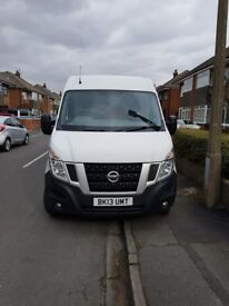 Nissan NV 400 - Excellent Condition