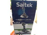 Saitek Cyborg Evo Wiresless PC Joystick