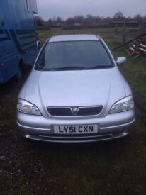 Vauxhall Astra 1.8sxi