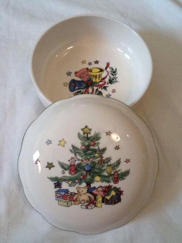 Nikko Christmastime Dishes China Amp Dinnerware Ebay