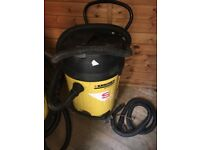 X2 Karcher NT65/2 Eco Wet & Dry Vaca