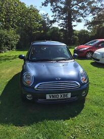 *LOW PRICE FOR QUICK SALE* Mini Hatch 1.6 One 3dR. 2 owners from new. Low milage. 8 months MOT.