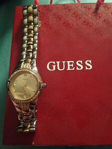 Authentic women's watches GUESS, CITIZEN & FOSSIL