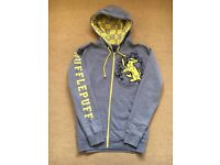 Unisex Genuine Harry Potter Hufflepuff Hoodie, New with tags size S/M