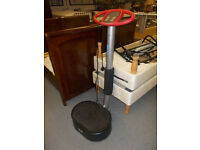 VIBRATION PLATE MACHINE FOR SALE