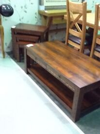 Coffee tables Nest of Tables Console tables