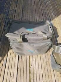 Aqua products medium carryall and delux cool bag