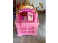 Royal Kingdom Kitchen & Cafe Princess toy Kitchen effects. Pink & Georgous!